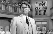 Another reason to love Atticus Finch. It gives me an excuse to post a picture of Gregory Peck looking all noble.